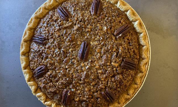 Easy and Delicious Pecan Pie