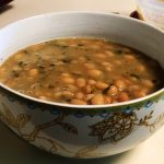 Bean and Parsley Soup