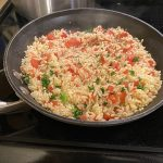Orzo with Fresh Tomato Sauce