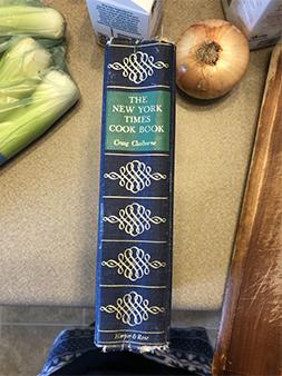 New York Time Cookbook